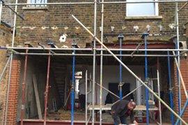 general builders in East London