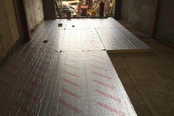 new flooring east london